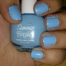 baby summer blue! (: