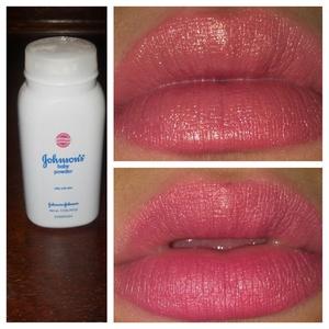 Mattify your lipcolor
