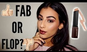 HOURGLASS STICK FOUNDATION   REVIEW / DEMO / FIRST IMPRESSIONS   FAB OR FLOP?