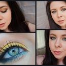 Pinterest Inspired Mermaid Eyes