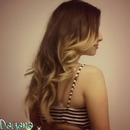 My Ombre Hair :)