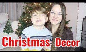 CHRISTMAS DECOR HAUL | HOBBY LOBBY HAUL | TARGET CHRISTMAS HAUL
