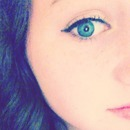 Back to school eyeliner