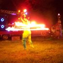 FireFly Dawn Fire Hoop