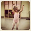 Beatrix dancing