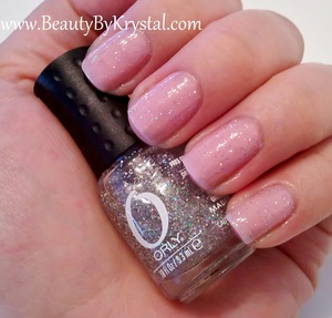 Orly Shine On Crazy Diamond on Orly Je T'aime