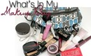 What's In My Makeup Bag!