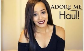 ADORE ME HAUL- WHAT TO GET ON CYBER MONDAY!