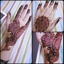 henna time!!!