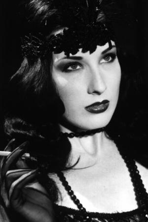 Dita Von Teese Flapper. Make Up by Darilynn