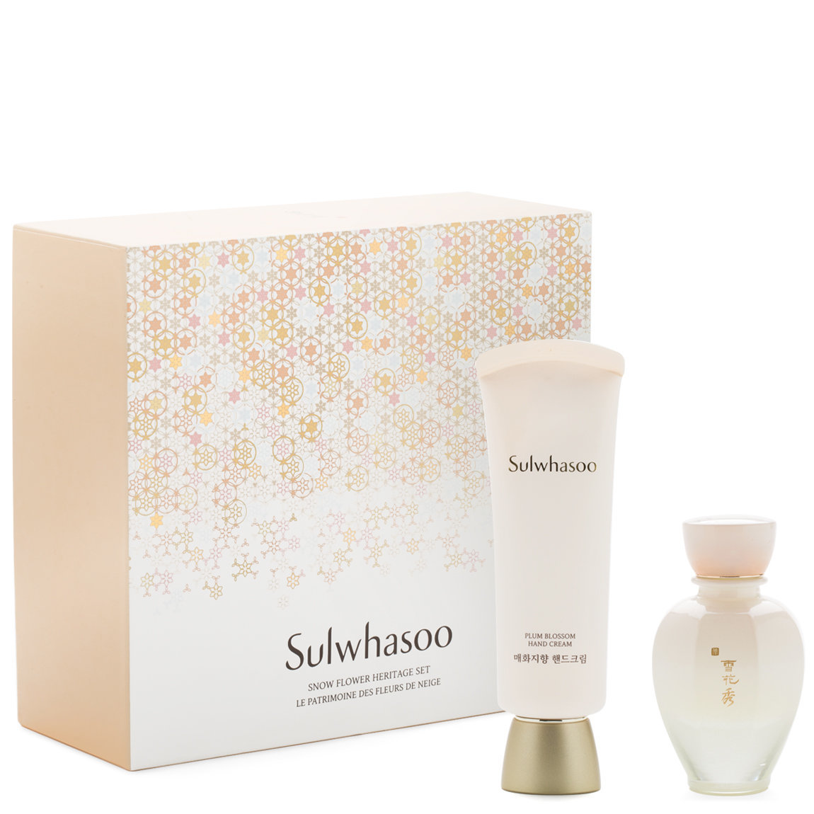 Sulwhasoo Snow Flower Heritage Set product smear.