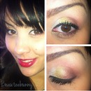 Superbowl XLVII Makeup