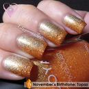 Topaz-Inspired Manicure