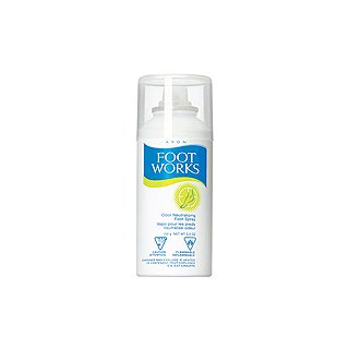 Avon Foot Works Odor Neutralizing Foot Spray