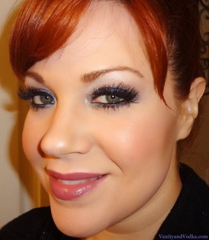 For more information on this look including all products used, please visit: http://www.vanityandvodka.com/2013/07/smoke-and-shimmer.html xoxo! Colleen