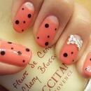 Cute nail-art