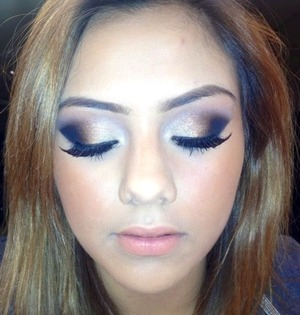 Love doing this look!!x