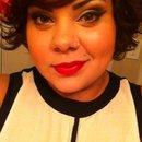 Bday makeup!