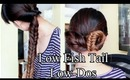 Hair: Fishtail and Low-Dow