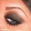 Classic Level 3 Smokey Eye for Blue Eyes