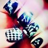 Stylist ! Black OPI gelcolor