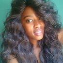 my big hair craze:-)