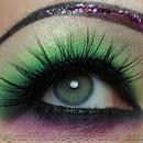Highlighted Club Green Eyes