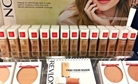 Revlon Nearly Naked Rave and Application