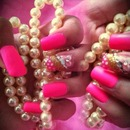 pinks and pearls