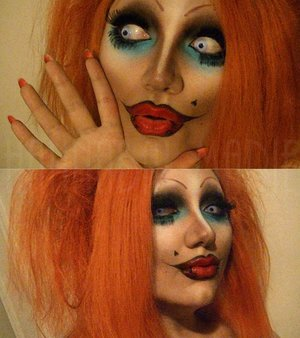 Just my normal clowny self.