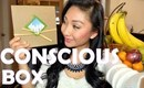 ✿Conscious Box ✿  (Healthy Food & Skincare Samples)