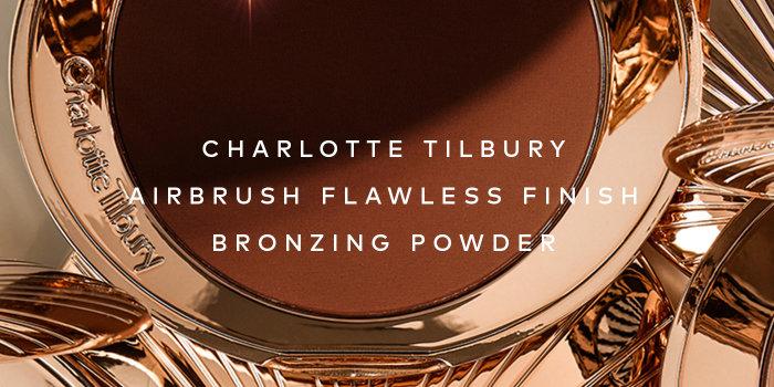 Shop Charlotte Tilbury's Airbrush Flawless Finishing Bronzing Powder on Beautylish.com
