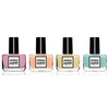 Jenna Hipp Mini Nail Lacquer Collection Pastels