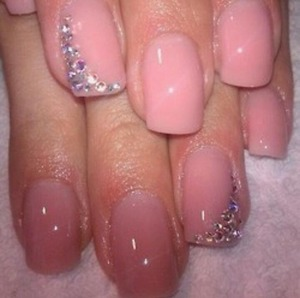 Gorgeous nails that you can have done at any nail salon!
