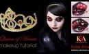 Queen of Hearts Halloween Makeup Tutorial