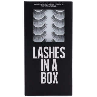 LASHES IN A BOX N°2
