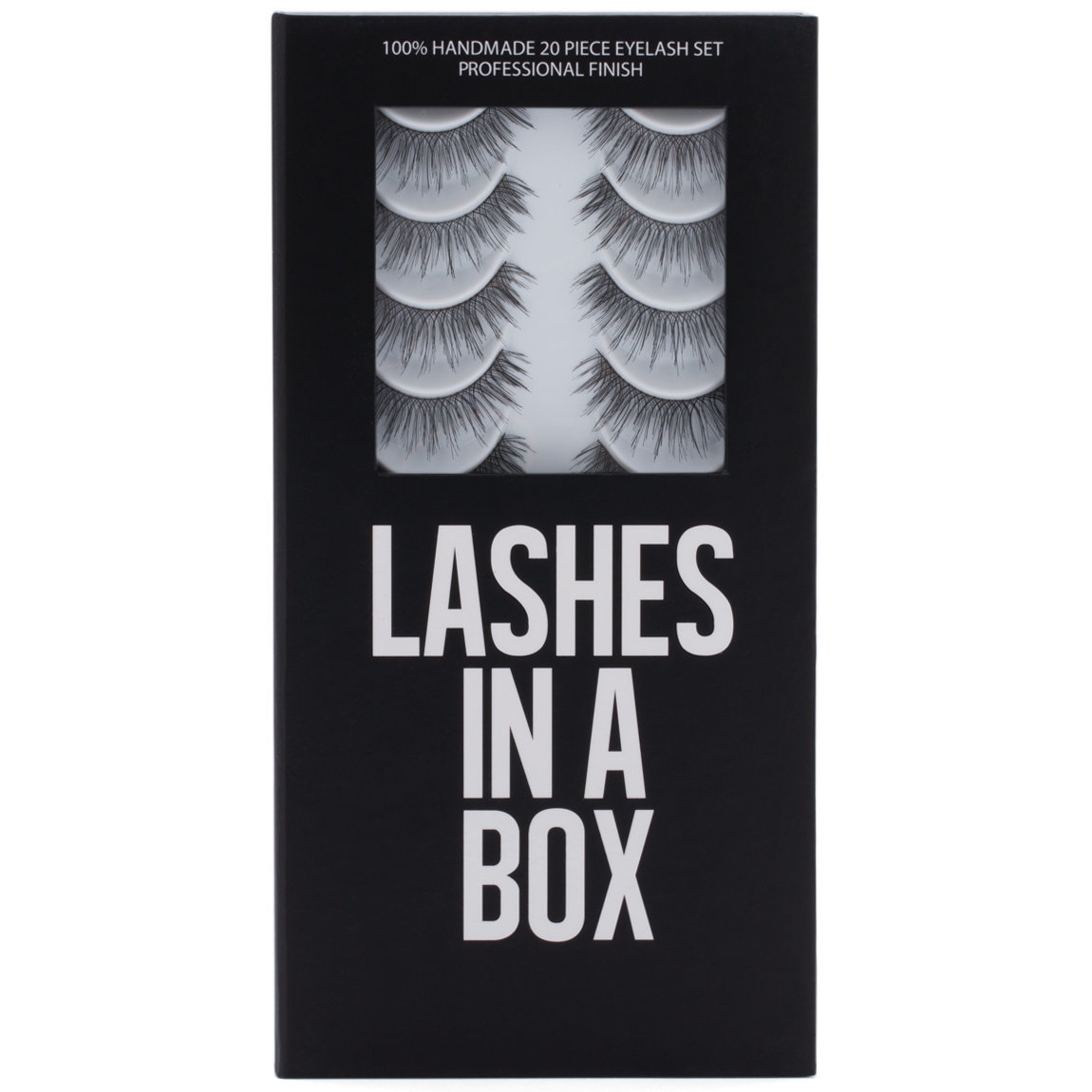 LASHES IN A BOX N°2 alternative view 1 - product swatch.