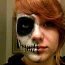 Day of the Dead Halfface