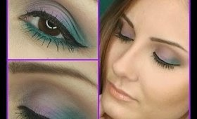 Spring Makeup | Featuring Makeup Geek | Angela Marie