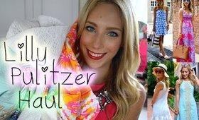 HUGE Lilly Pulitzer Haul Summer 2015