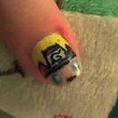 Naruto nails ^-^