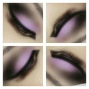 Airbrushed Purple