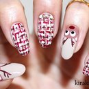 Tweed & Rudolph Nails