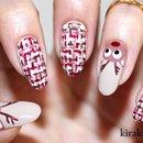 Tweed & Rudolph Nails