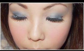 Underwater Mermaid Blue eyes