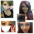 Izumi Mana make up
