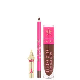 Velour Lip Kit Dominatrix