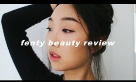 Fenty Beauty Review | Foundation & Gloss