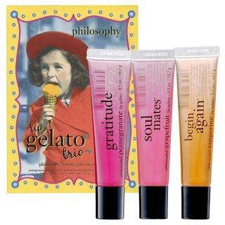 Philosophy Lip Gelato Trio