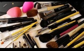 How to Clean & Disinfect your Makeup Brushes FAST!